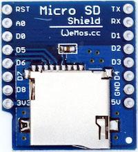 Filesystem on SD card - NodeMCU Documentation